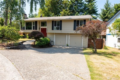 Federal Way Single Family Home For Sale: 32829 SW 43rd Place SW
