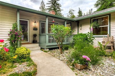 Black Diamond Single Family Home For Sale: 32506 236th Ave SE