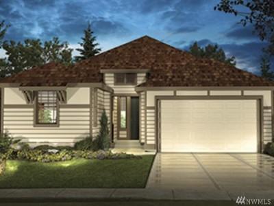 Bonney Lake Single Family Home For Sale: 14610 183rd Ave E