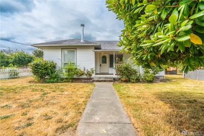 Skagit County Single Family Home Pending Inspection: 8410 Myer Ave
