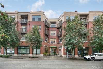 Seattle Condo/Townhouse For Sale: 413 NE 70th St #406
