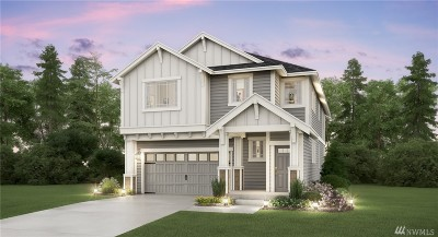 Black Diamond Single Family Home For Sale: 32661 Stuart Ave SE #06