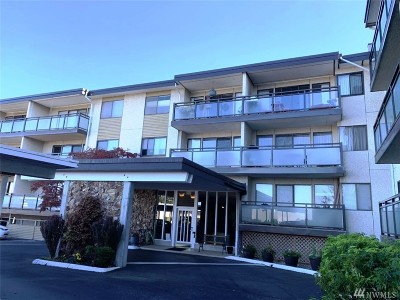 Edmonds Condo/Townhouse For Sale: 510 Forsyth Lane #302