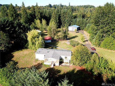 Lewis County Single Family Home For Sale: 2094 Rice Rd