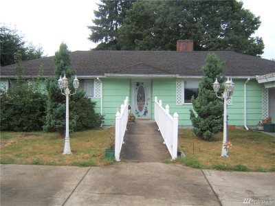 Single Family Home For Sale: 21931 Old Highway 99 SW