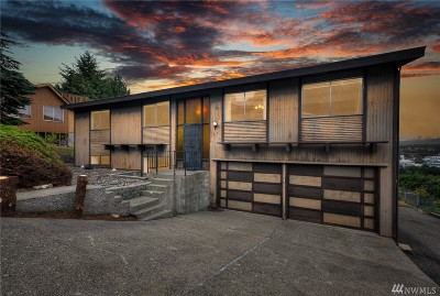 Renton Single Family Home For Sale: 516 NW 4th Place