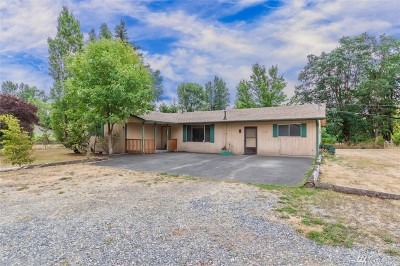 Tenino Farm For Sale: 17434 Old Highway 99 SW