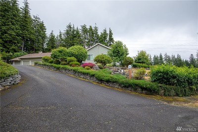 Grays Harbor County Single Family Home For Sale: 2100 Herbig Ave