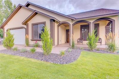 Moses Lake Single Family Home For Sale: 8489 NE Hillcrest Dr