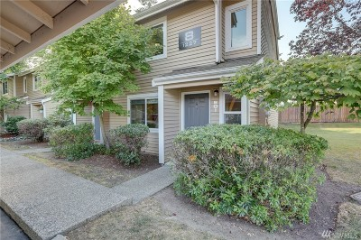Des Moines Condo/Townhouse For Sale: 1227 S 238th Lane #801