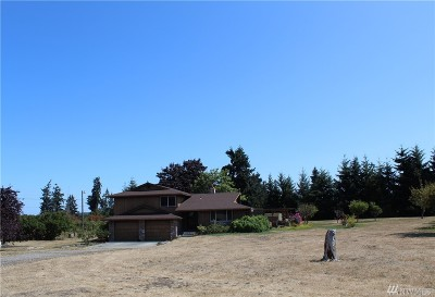 Sequim Single Family Home For Sale: 162 Mill Rd