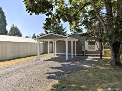 Tenino Single Family Home Pending: 329 McArthur St SE