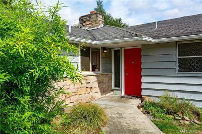 Shoreline Single Family Home For Sale: 1820 N 148 St