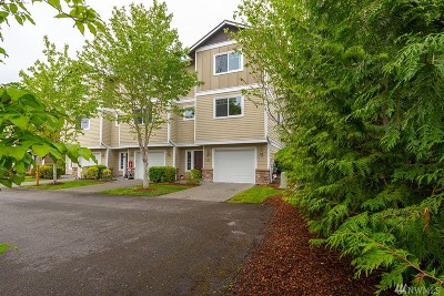 Lynnwood Condo/Townhouse For Sale: 4118 148th St SW #H3