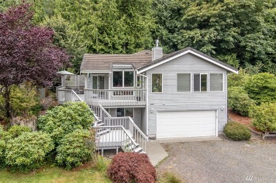 Port Ludlow WA Single Family Home For Sale: $449,000