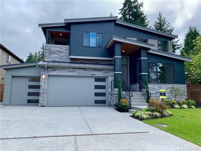 Kirkland Single Family Home For Sale: 5710 114th Ave NE #3