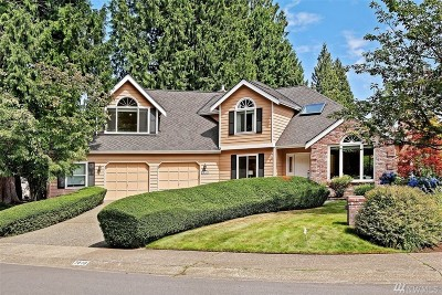 Sammamish Single Family Home For Sale: 2010 232nd Place NE