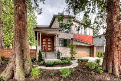 Kirkland Single Family Home For Sale: 5720 114th Ave NE #2