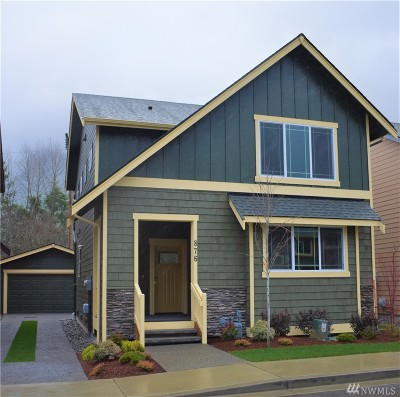 North Bend WA Single Family Home For Sale: $630,880
