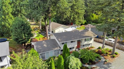Renton Single Family Home For Sale: 20548 SE 159th