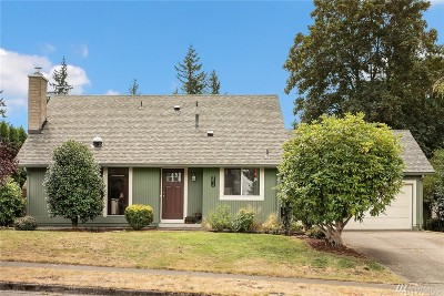 Auburn Single Family Home For Sale: 3014 15th St SE