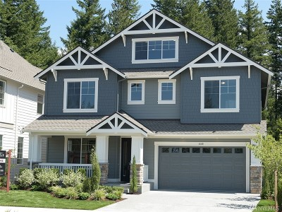 North Bend WA Single Family Home For Sale: $995,990