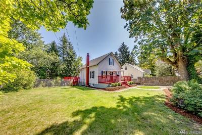 Bremerton Single Family Home For Sale: 306 Dora Ave