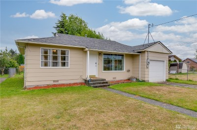Grays Harbor County Single Family Home For Sale: 2317 Aberdeen Ave