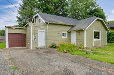 Grays Harbor County Single Family Home For Sale: 1912 Harding Rd