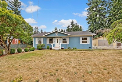 Shoreline Single Family Home For Sale: 16739 Linden Ave N