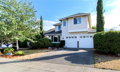 Orting Single Family Home For Sale: 1212 Nunnally Ave NW