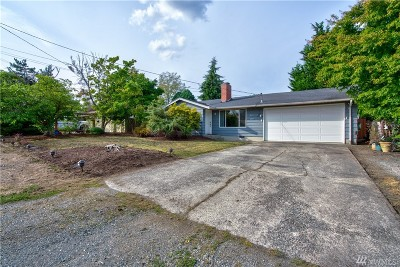 Everett Single Family Home For Sale: 817 94th St SE