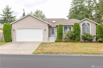 Anacortes Single Family Home Pending: 3829 Copper Pond