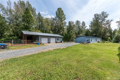 Ferndale Single Family Home Pending Inspection: 6556 Kickerville Rd