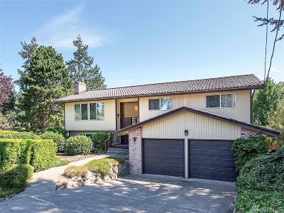Edmonds Single Family Home For Sale: 21015 80 Ave W