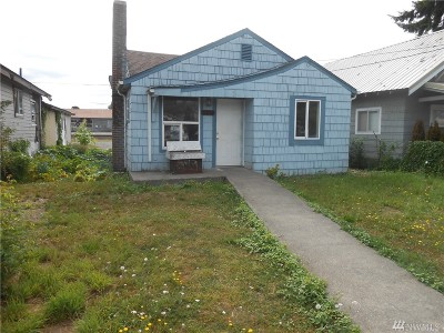 Centralia Single Family Home For Sale: 1004 S Tower