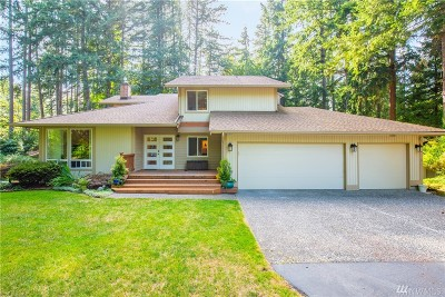 Sammamish Single Family Home For Sale: 3737 230th Place SE