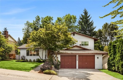 Woodinville Single Family Home For Sale: 14529 NE 180th St