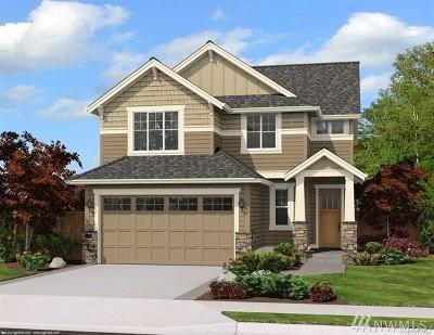 Yelm Single Family Home Pending: 9964 Jackson St SE