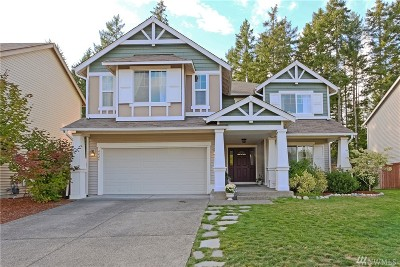 Port Orchard Single Family Home For Sale: 4424 Riflebird Place SW