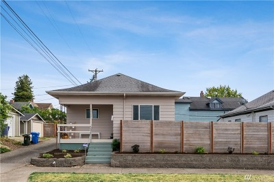 Tacoma Single Family Home For Sale: 2512 N 12th St