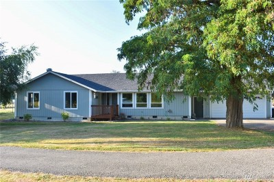Lewis County Single Family Home For Sale: 743 State Route 508