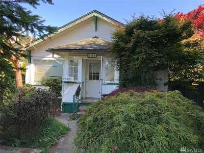 Single Family Home For Sale: 3109 Sumner Ave