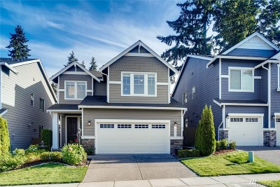 Bothell Single Family Home For Sale: 3614 198th Place SE