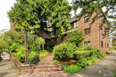 Seattle Condo/Townhouse For Sale: 1014 E Roy St #38