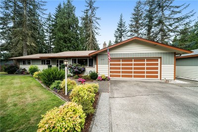 Lacey Single Family Home For Sale: 2601 Judd St SE