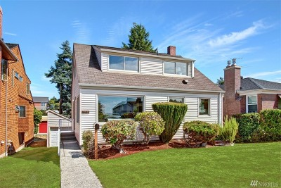 Seattle Single Family Home For Sale: 2910 12th Ave S