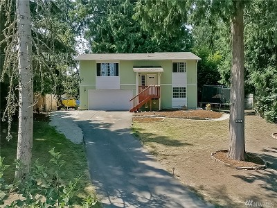 Bonney Lake Single Family Home For Sale: 9513 204th Ave E