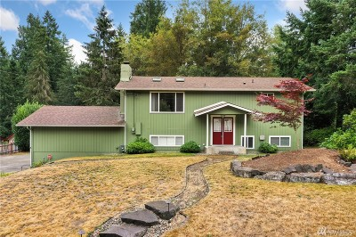 Olympia Single Family Home For Sale: 3017 Madora Dr SE