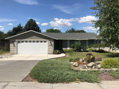 Moses Lake Single Family Home For Sale: 2208 S Crestmont Dr